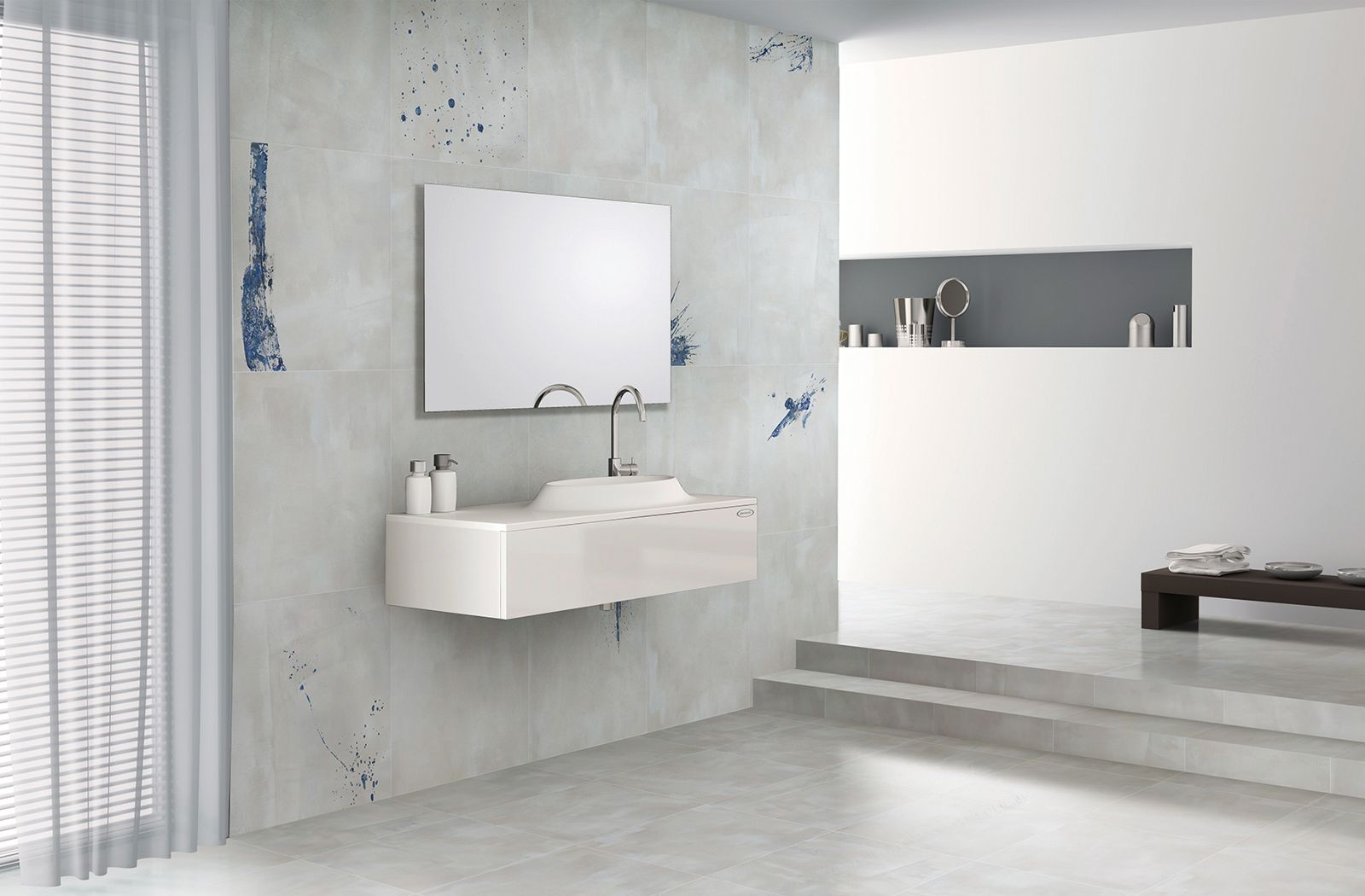 Tile Inspiration for Bathrooms | News & Events | Hafary